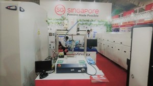 productronica India 2018に出展しました。