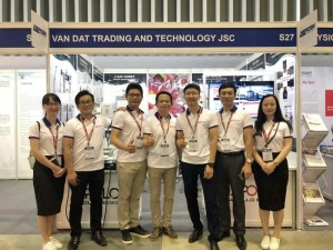 NEPCON Vietnam 2018に出展しました。