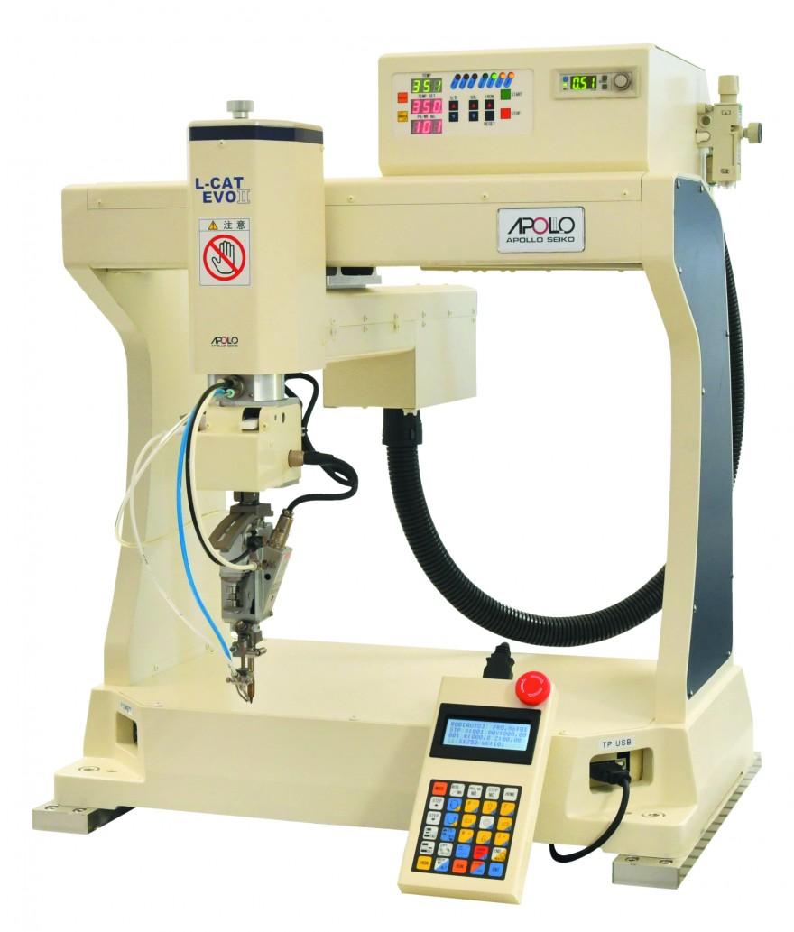焊接机器人L-CAT EVO-II发布