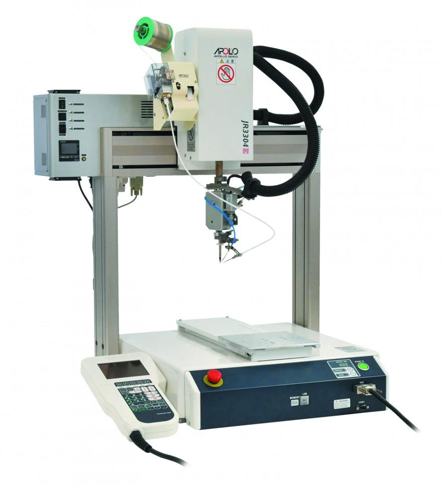 桌面焊接机器人J-CAT LYRA发布